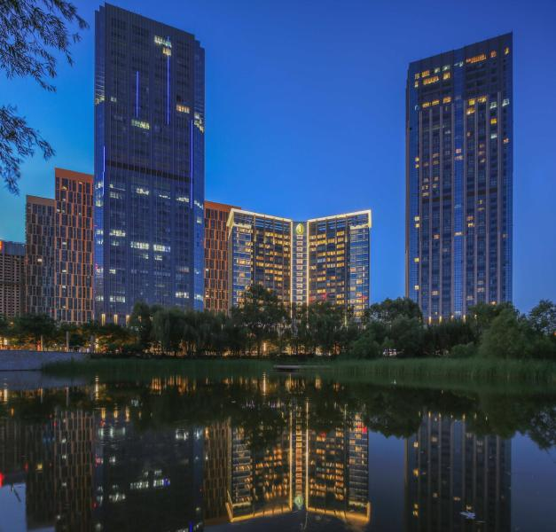InterContinental Taiyuan Over view